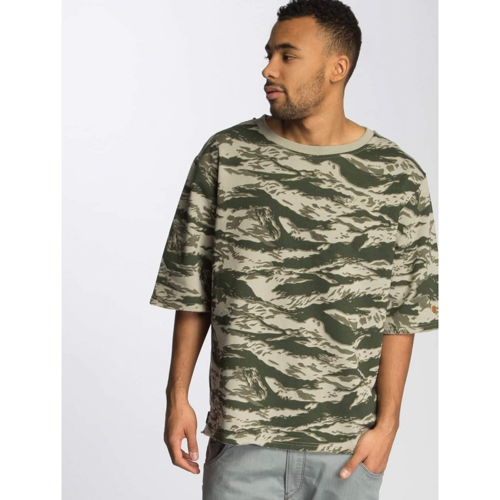 Pánska mikina  Rocawear / Pullover Oversized in camouflage