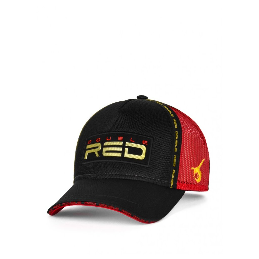 Šiltovka  DOUBLE RED EXQUISIT Cap WASP