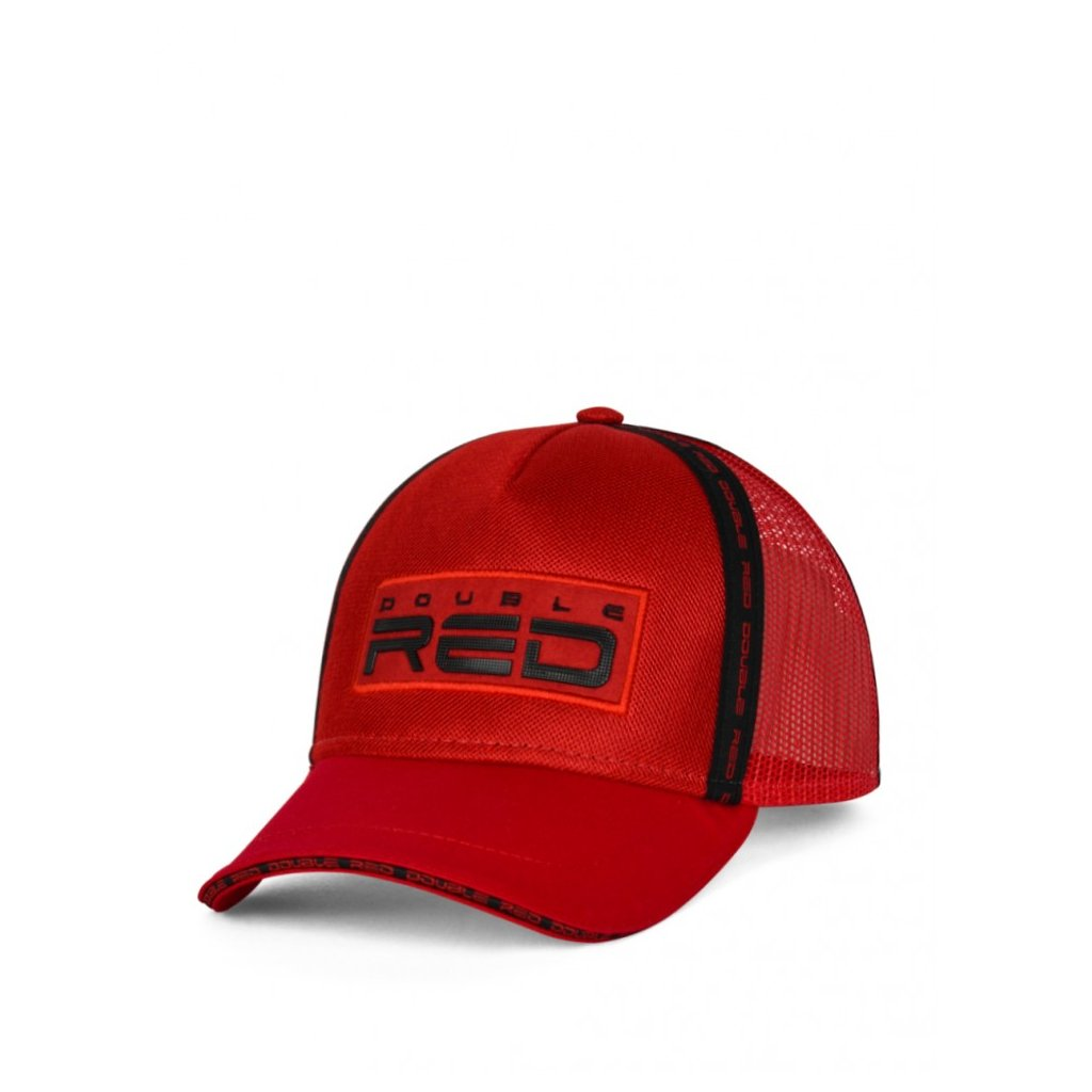 Šiltovka  DOUBLE RED EXQUISIT Cap Red