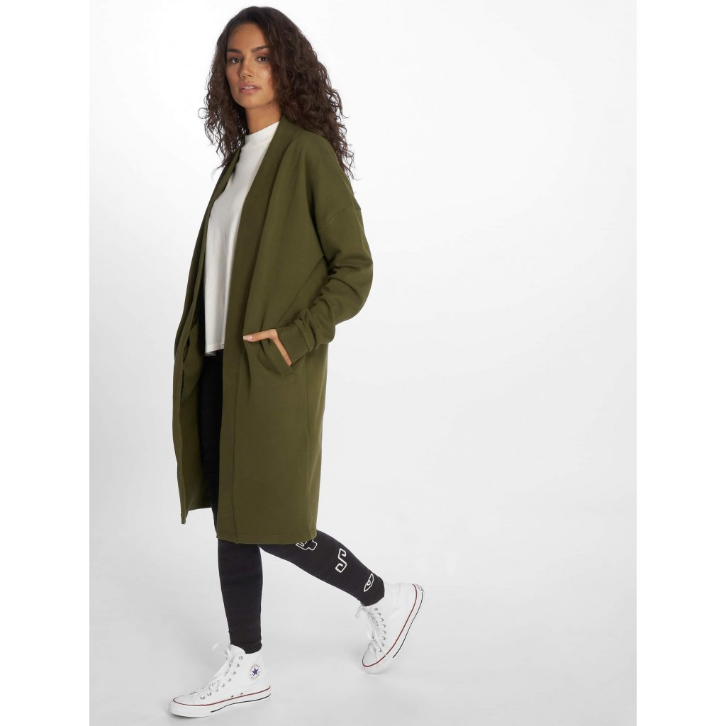 Just Rhyse / Cardigan La Rivera in olive