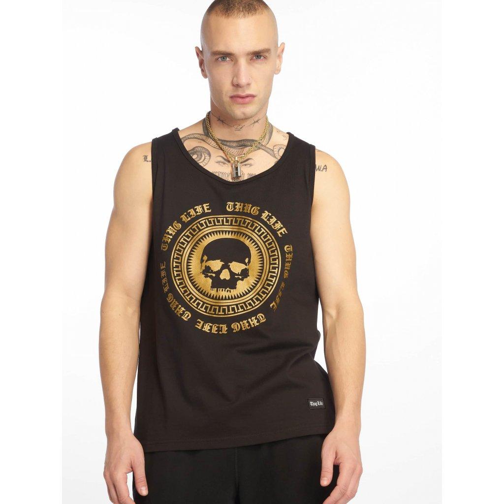 Pánske tričko Thug Life / Tank Tops Maris in black