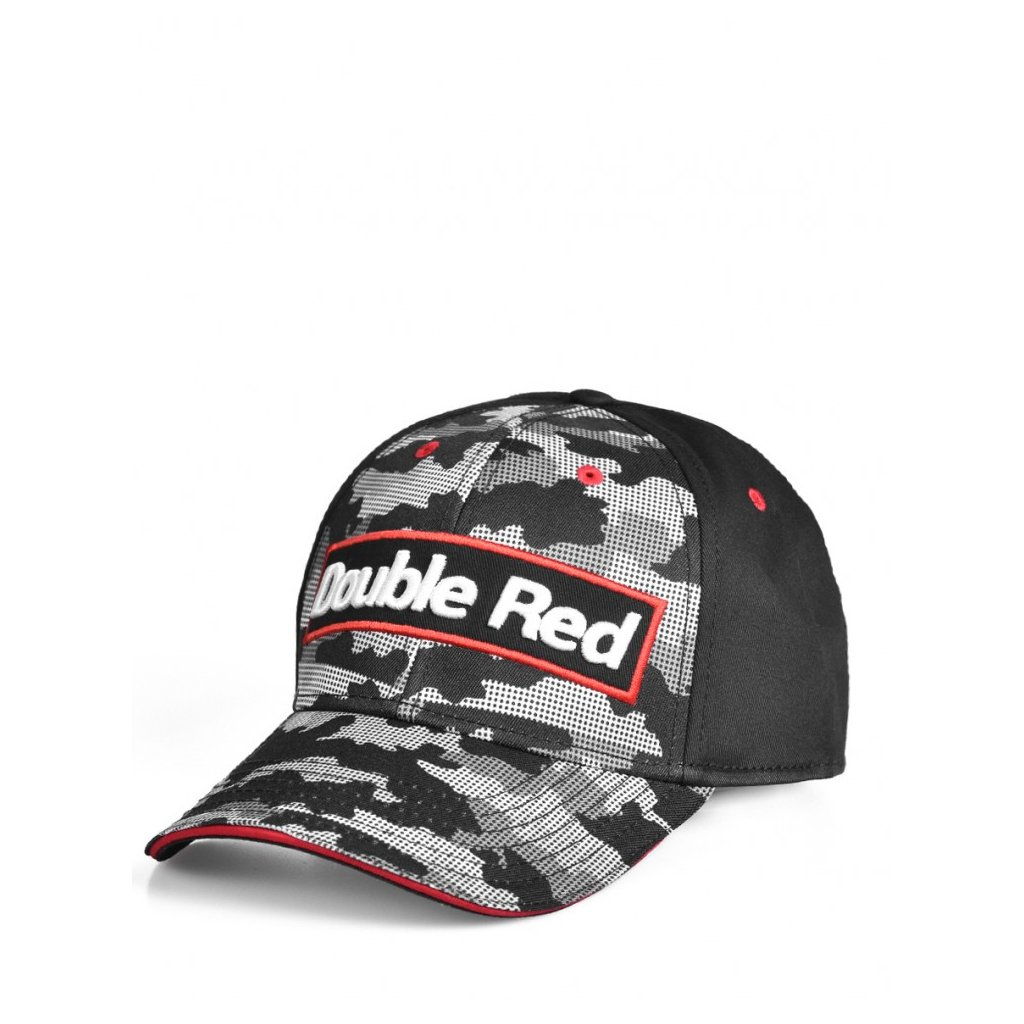 Šiltovka  DOUBLE RED  Soldier TRADEMARK Edition Cap