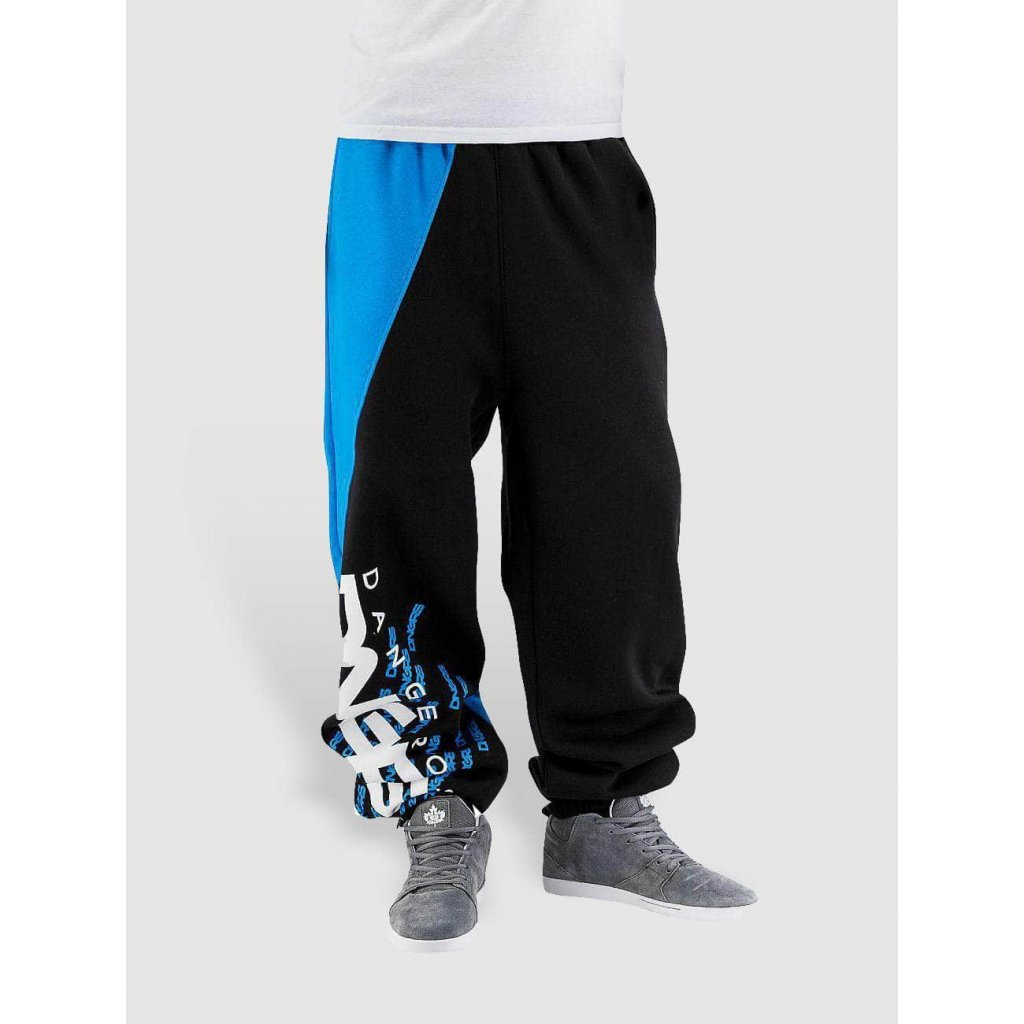 Pánske tepláky Dangerous DNGRS / Sweat Pant Noah in black