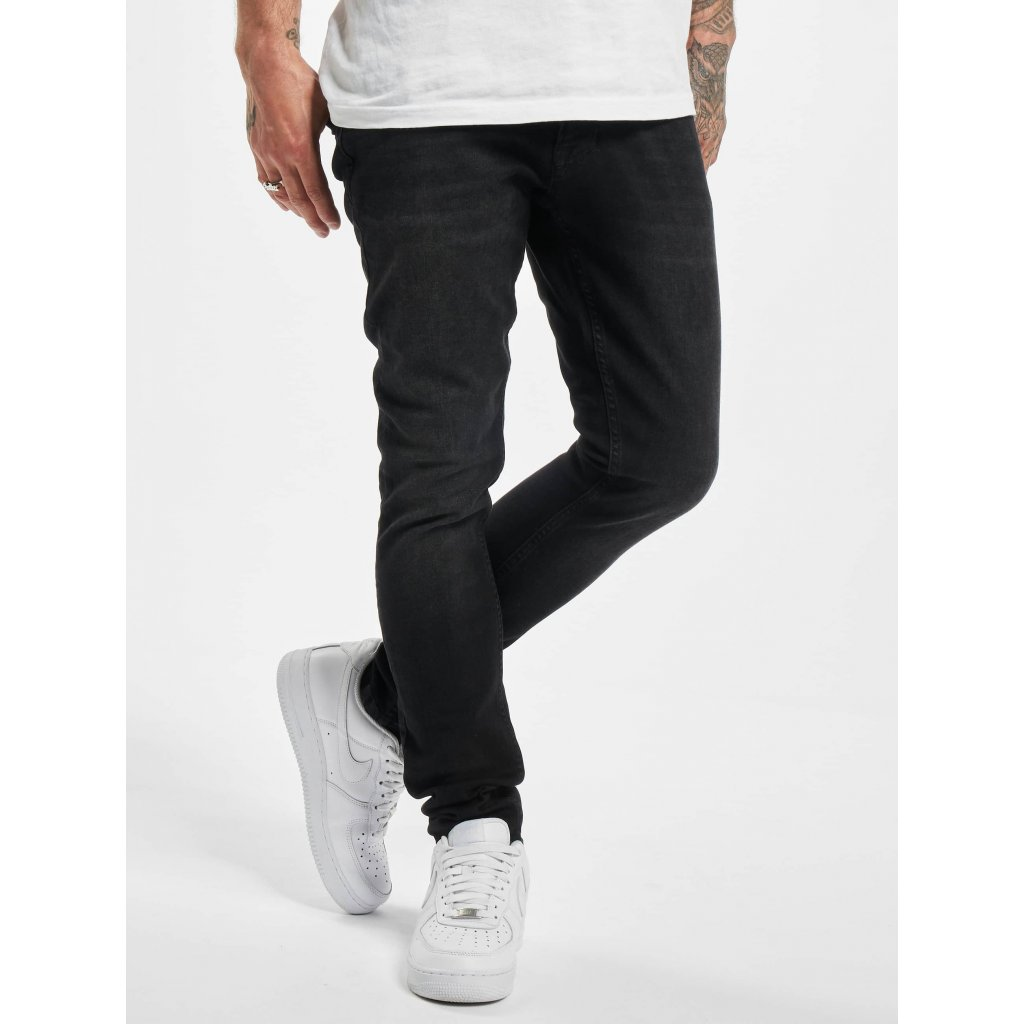 DEF / Slim Fit Jeans Levin in black