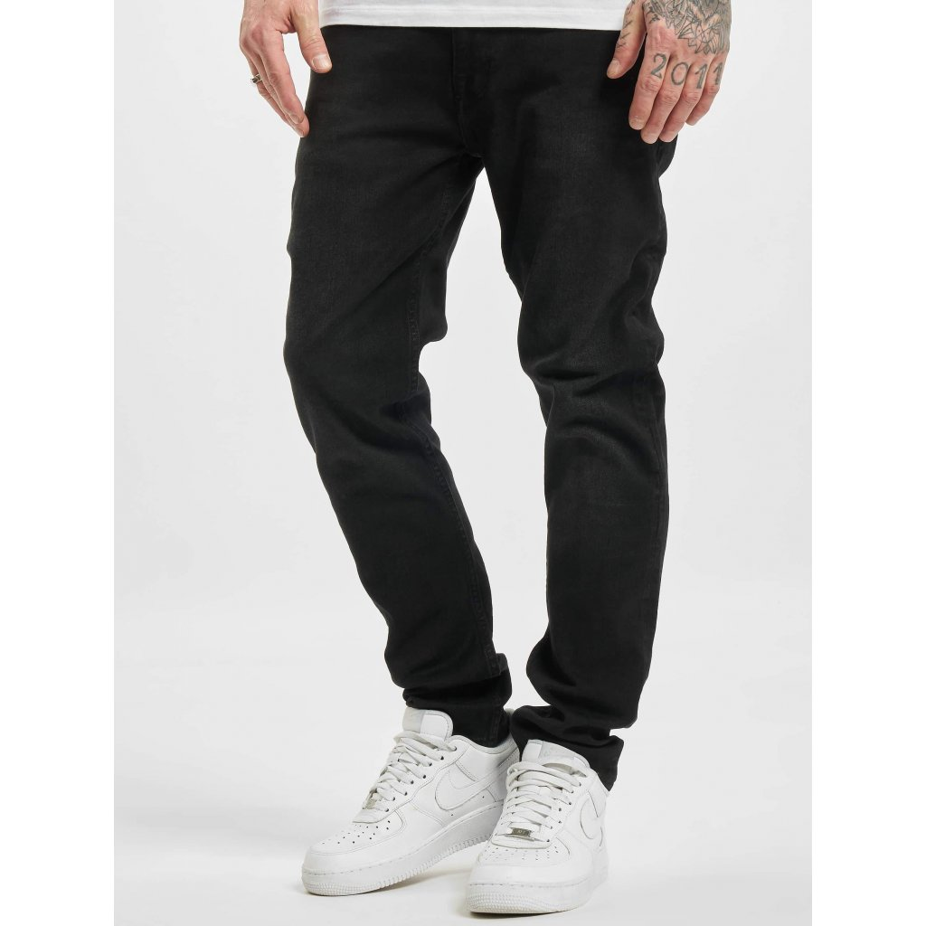 DEF / Slim Fit Jeans Rick in black