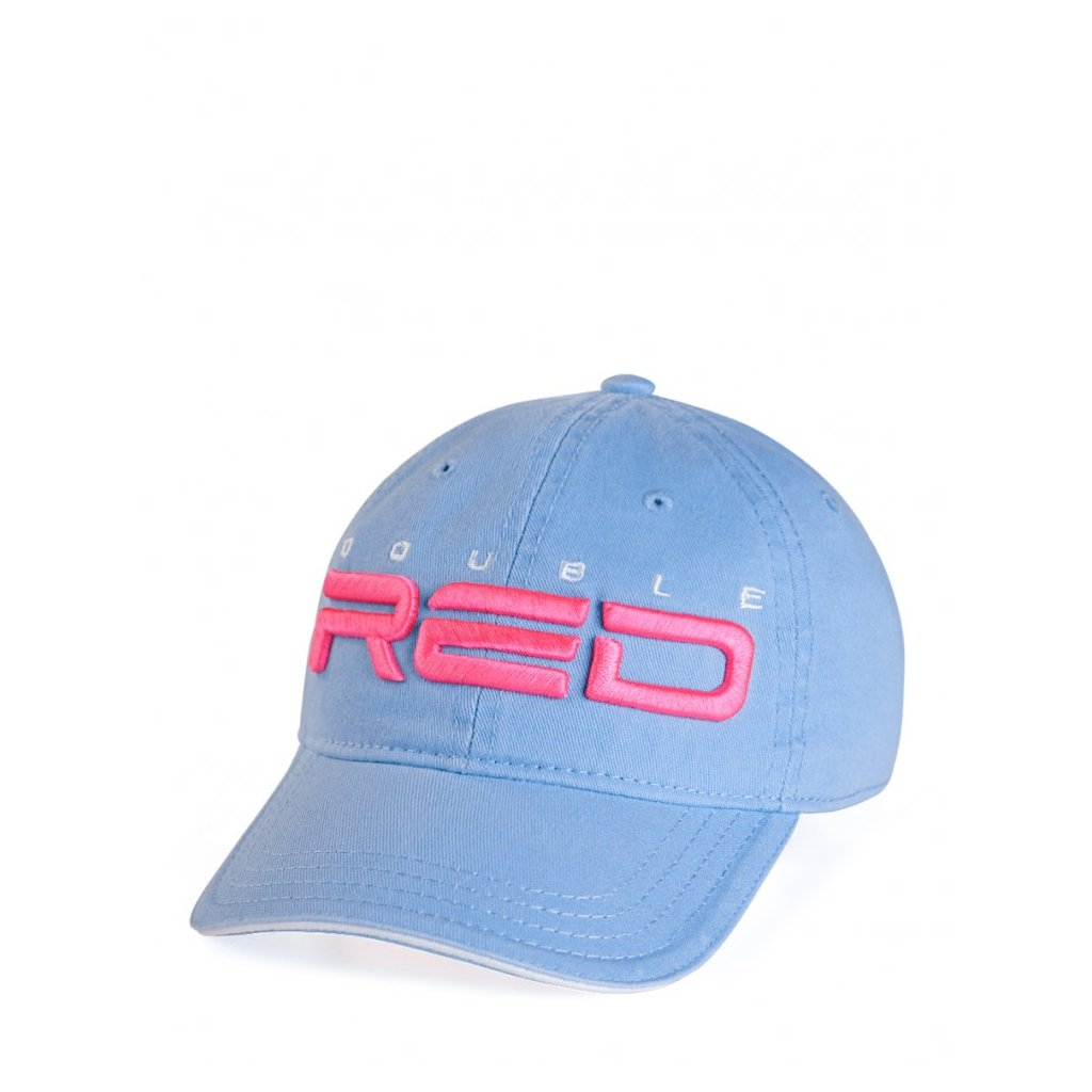 DOUBLE RED  KID Cap Blue/Pink