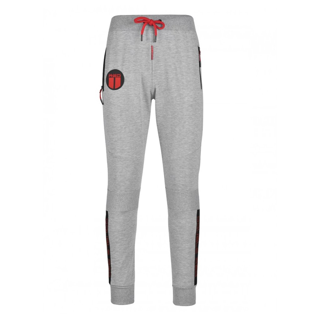 Tepláky  DOUBLE RED  Sweatpants SPORT IS YOUR GANG™ Grey