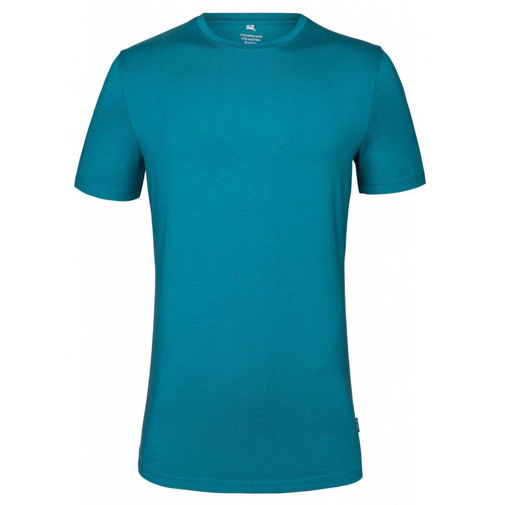 Pánske tričko Tufte Crew Neck Colonial Blue