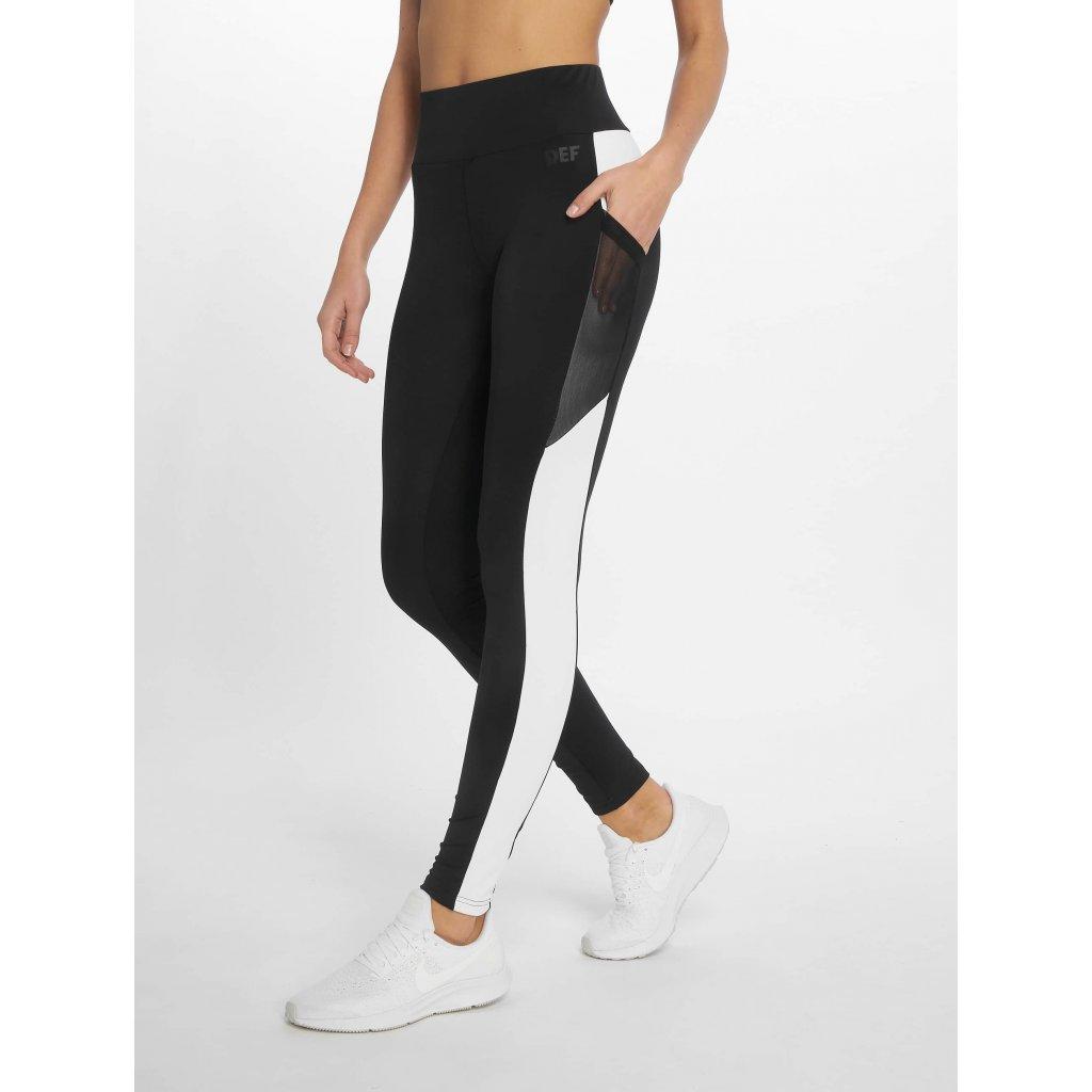 DEF / Legging/Tregging Stripes in black