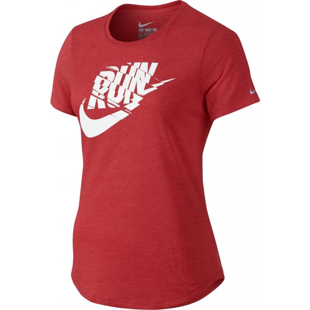 Dámske tričko Nike Orgametric Swoosh