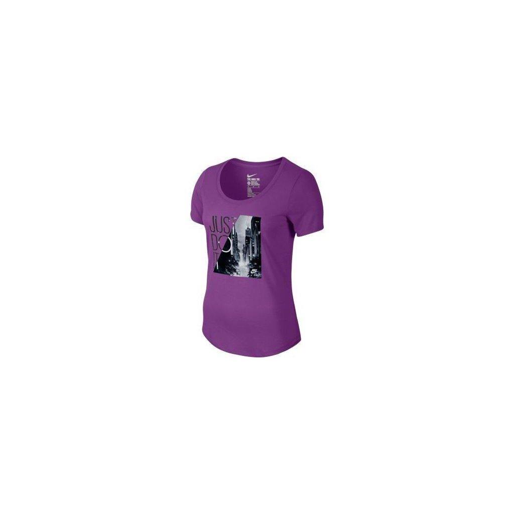 Dámske tričko Nike Scoop Photo JDI