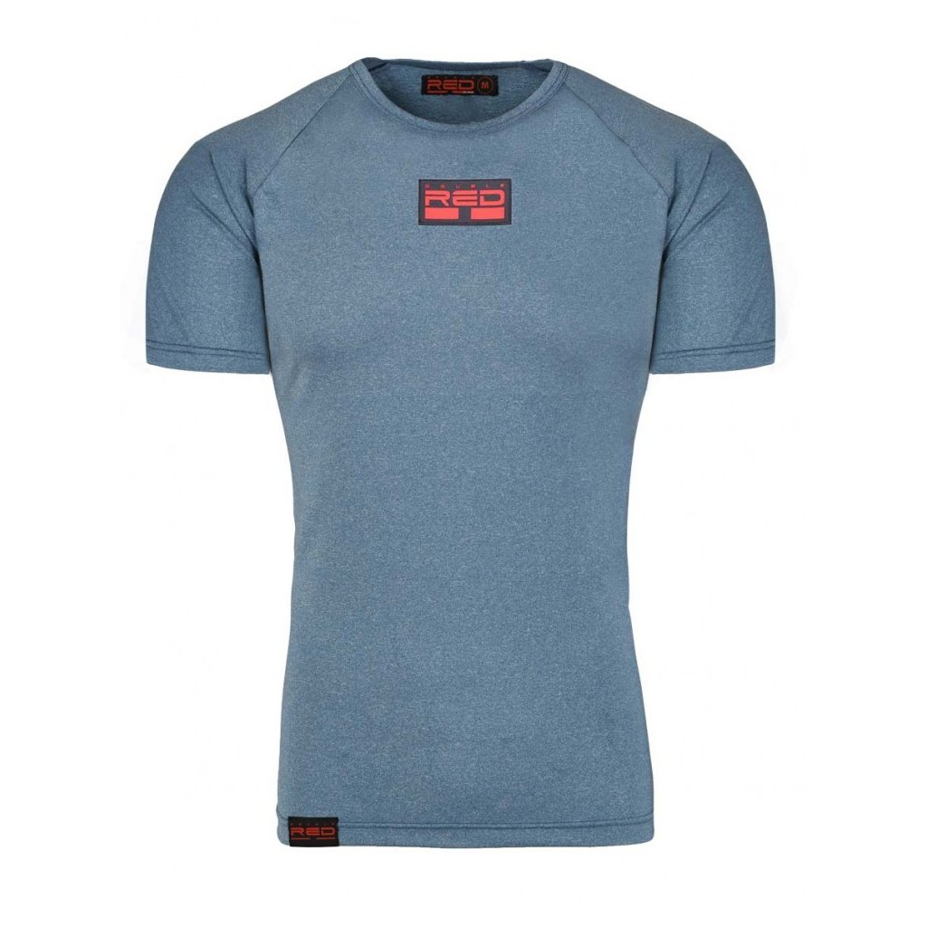 Tričko  DOUBLE RED  SPORT IS YOUR GANG™ 3D T-shirt