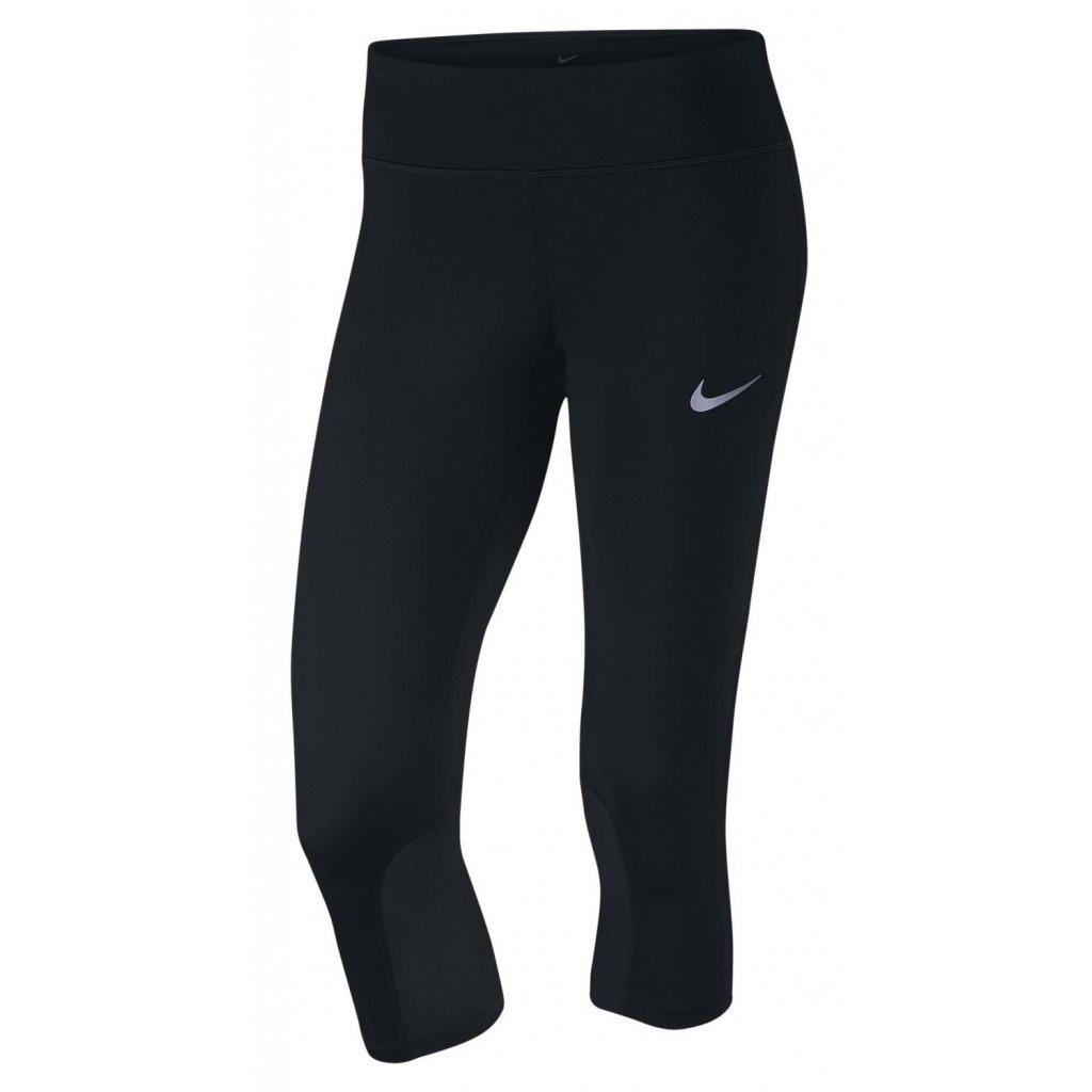 Bežecké legíny Nike Capri Power Epic