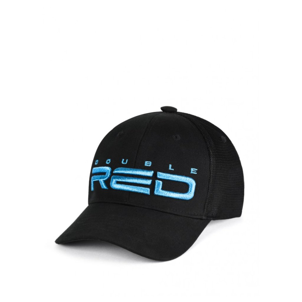 Šiltovka  DOUBLE RED  All Logo Metals Cap Blue