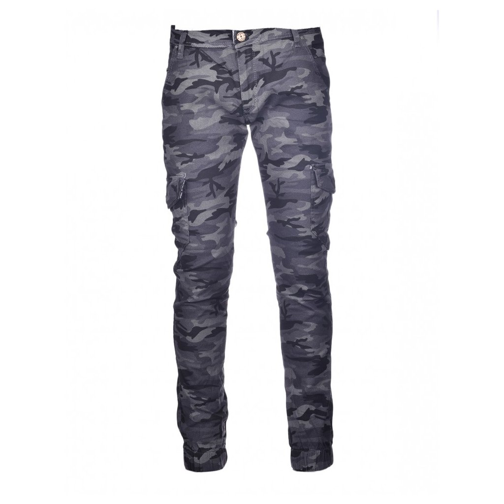 DOUBLE RED  Soldier BW Edition Pants