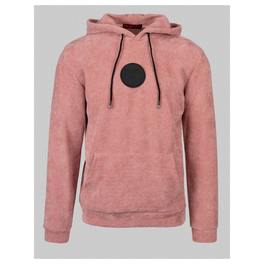 Mikina  DOUBLE RED  MANCHESTER Sweatshirt Pink