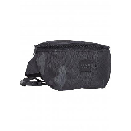 Camo Hip Bag dark camo one size