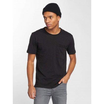 Pánske tričko Bangastic / T-Shirt Monde in black