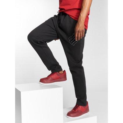 Pánske tepláky Rocawear / Sweat Pant Fleece in black