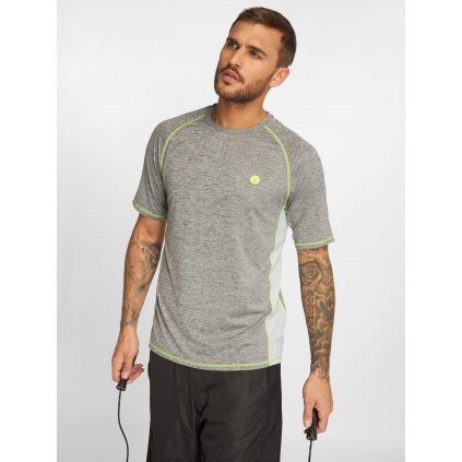 Pánske tričko Just Rhyse / T-Shirt Adelaide Active in grey