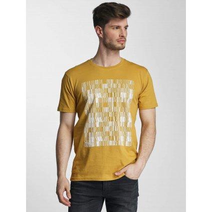 Tričko  Cyprime / T-Shirt Holmium in yellow