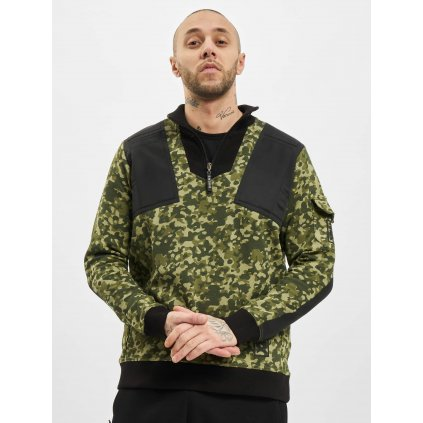 Dangerous DNGRS / Jumper Protect in camouflage