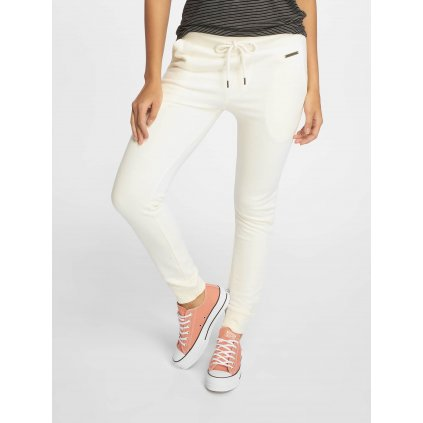 Just Rhyse / Sweat Pant Poppy in white