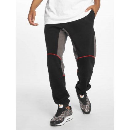 Dangerous DNGRS / Sweat Pant Romain in black