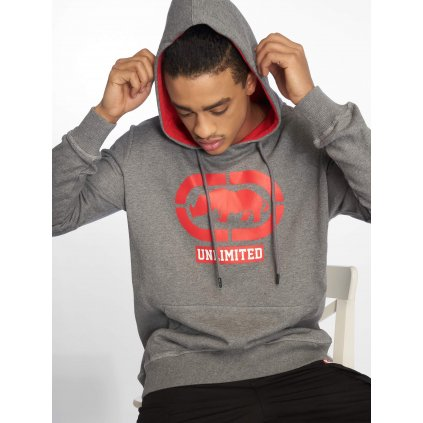 Ecko Unltd. / Hoodie Humphreys in grey