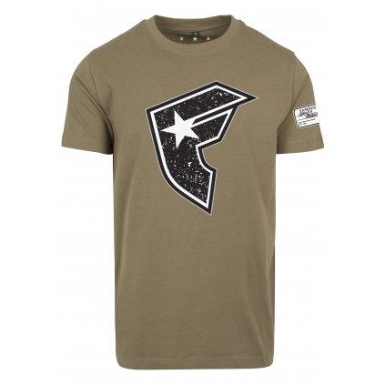 Pánske tričko Composition Tee olive