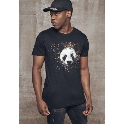 Pánske tričko Desiigner Panda Tee black