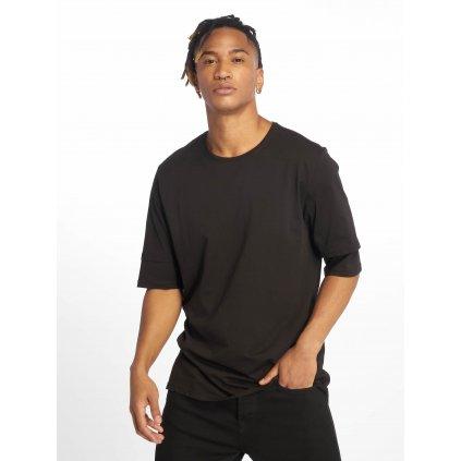 Bangastic / T-Shirt Peacock in black