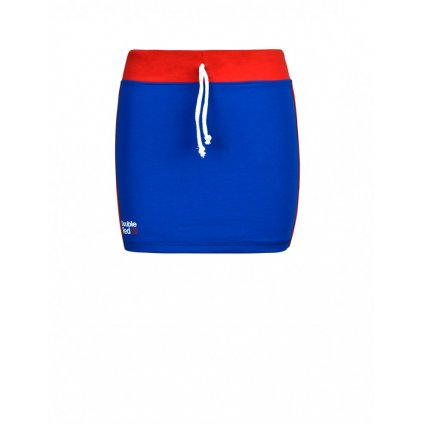 DOUBLE RED  Fabulous RedSkirt Blue