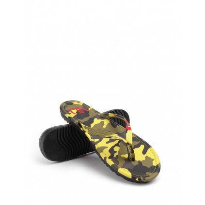 DOUBLE RED  Slippers Camo Barracuda