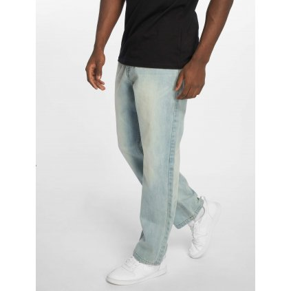 Pánske rifle Rocawear / Loose Fit Jeans WED in blue