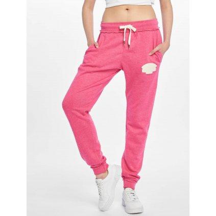 Dámske tepláky Just Rhyse / Sweat Pant Sacramento in pink
