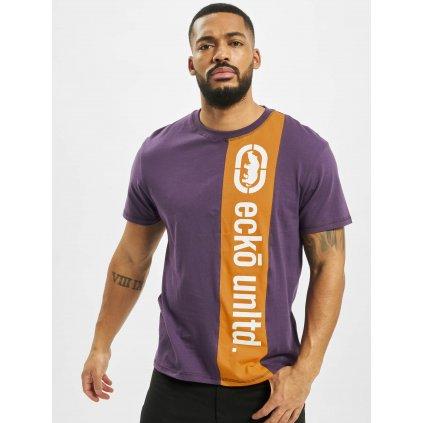Ecko Unltd. / T-Shirt Ruby in purple