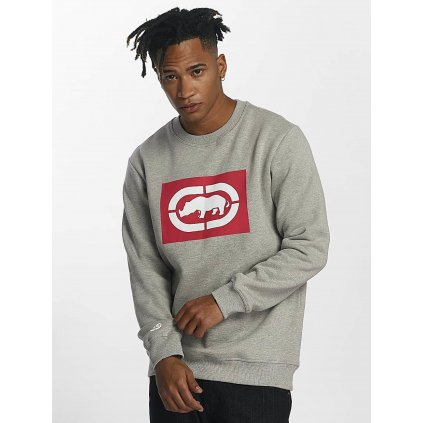 Pánska mikina crewneck Ecko Unltd. / Jumper Base in grey