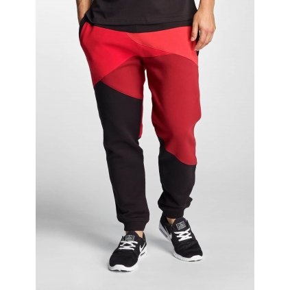 Pánske tepláky Dangerous DNGRS / Sweat Pant Locotay Race City in red