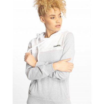 Dámska mikina Dangerous DNGRS / Hoodie Fawn in grey