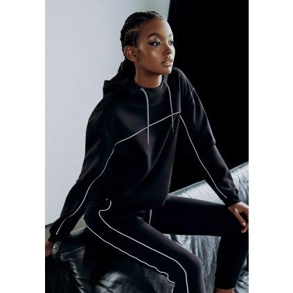 Dámske tepláky Ladies Reflective Sweatpants black