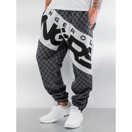 Pánske tepláky Dangerous DNGRS / Sweat Pant Toco in grey