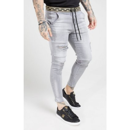 Pánske rifle SIKSILK ELASTICATED WAIST..