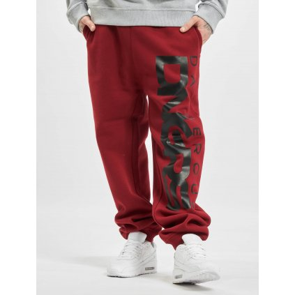 Pánske tepláky  Dangerous DNGRS / Sweat Pant Classic in red