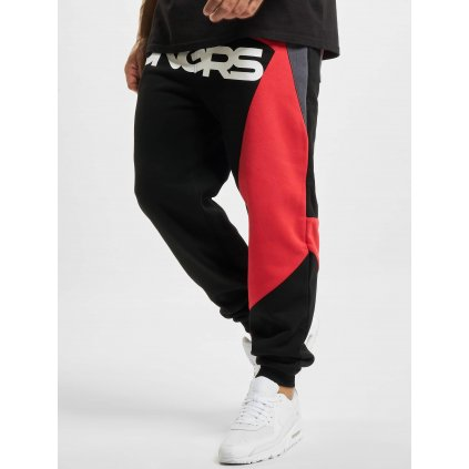 Pánske tepláky  Dangerous DNGRS / Sweat Pant Race City in black
