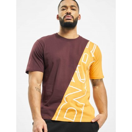 Dangerous DNGRS / T-Shirt Queer in brown