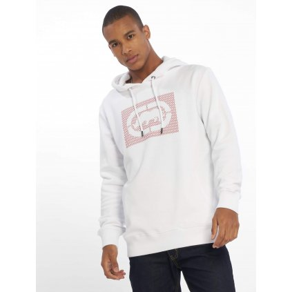 Ecko Unltd. / Hoodie Lego and Rhino in white