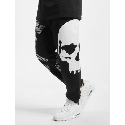 Thug Life / Sweat Pant Street Fame in black