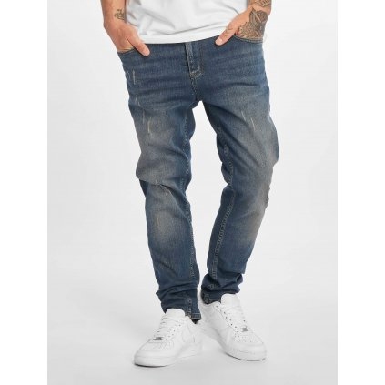 DEF / Slim Fit Jeans Tommy in blue