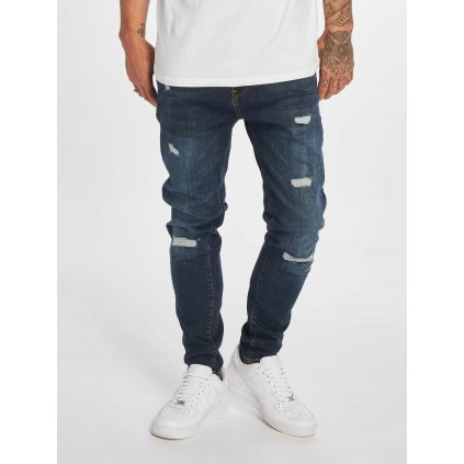 DEF / Slim Fit Jeans Burundi in indigo